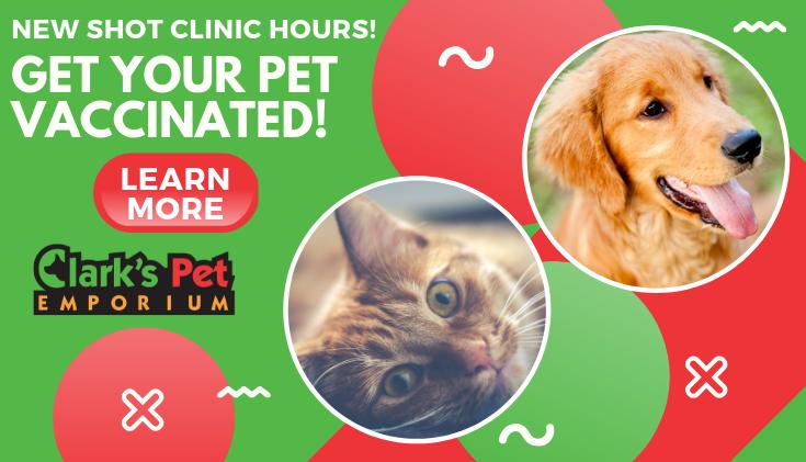 Clark's Pets Shot Clinic